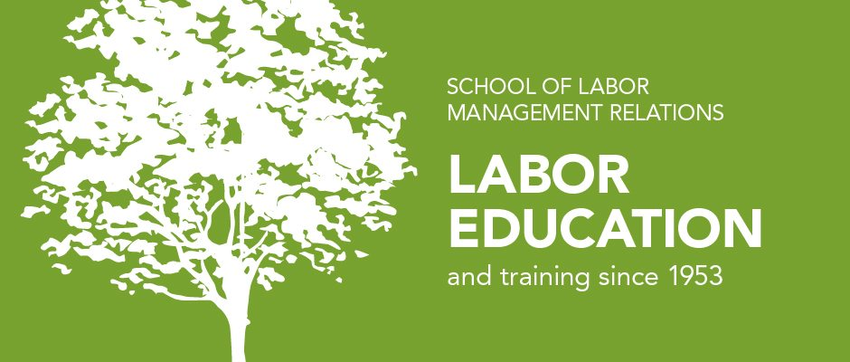Celebrating 60 Years of Quality Labor-Management Training