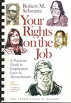 Your Rights on the Job Book Cover