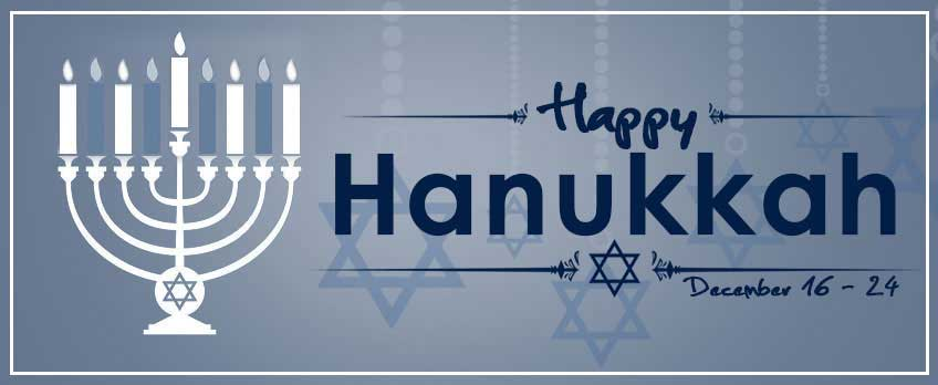 Happy Hanukkah to All our Dear Guilders and Friends ...