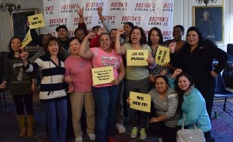 Workers at Harvard-owned hotel win union, end boycott