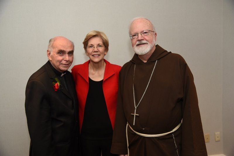 Guild Community Spotlight: Speeches from Cardinal Seán O'Malley and Senator Elizabeth Warren